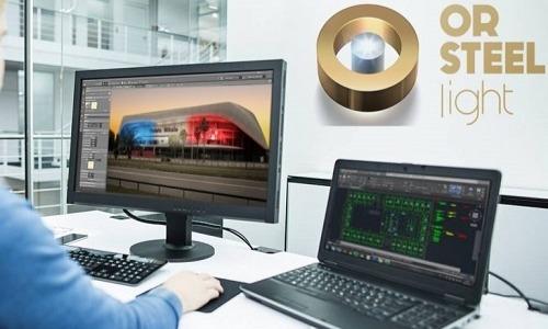 les designers d'images chez ORSTEEL light, notre bureau d'études en conception lumière répond à toutes vos attentes