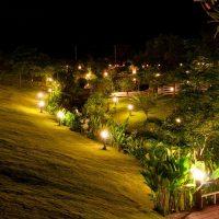 Melina balisage jardin spot led