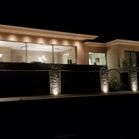 ICONE embeddable light for house enlightment purposes