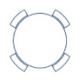 UFO projector pictogram
