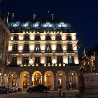 eclairage led hotel paris spot ariane