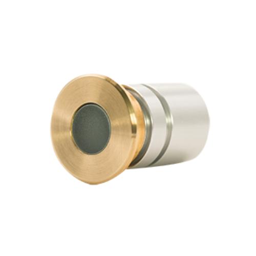 Projecteur Microlight rond en laiton