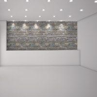 illustration exocet projecteur led plafond