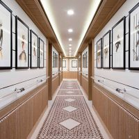 spot MACRO ZENITH projecteur led encastré plafond dans Hôtel