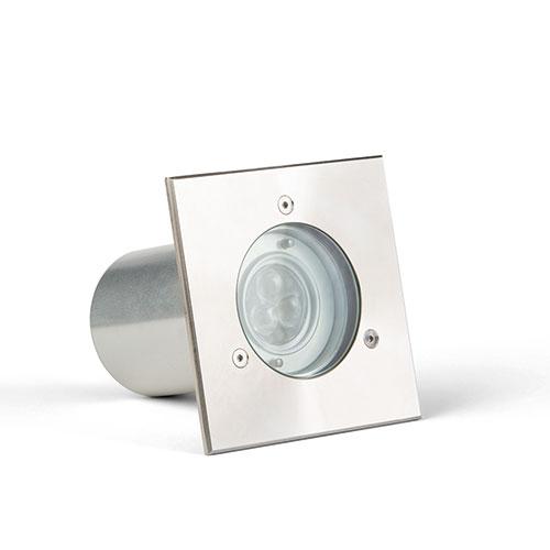Prima aluminium embeddable led spot