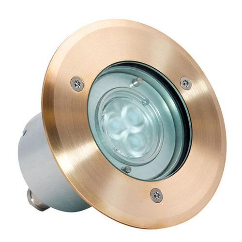 Prima round embeddable led light