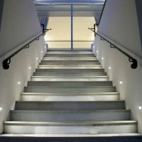 ANTONIN embeddable led light for stairs and staircase