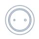 Ogive moving head pictogram