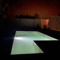 Spot aquatique immergé Talos pour bassins et piscines