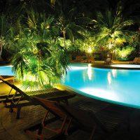 piscine spot lyre aquatique blade
