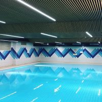spot aquatique orphie piscine