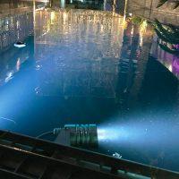 spot immergé aquatique silure