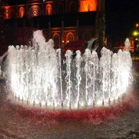 spot immergé led SILURE fontaine