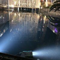 projecteur led aquatique dragonnet