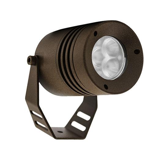 spot lyre led minilight corten