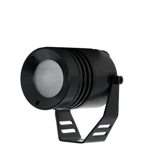 spot lyre led minilight noir