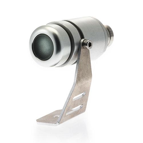 Projecteur sur lyre aluminium pyro