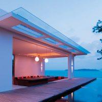 Spot VISION pour maison d'architecte