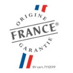 ORSTEEL Light est certifié Origine France Garantie BV Cert. 7110599
