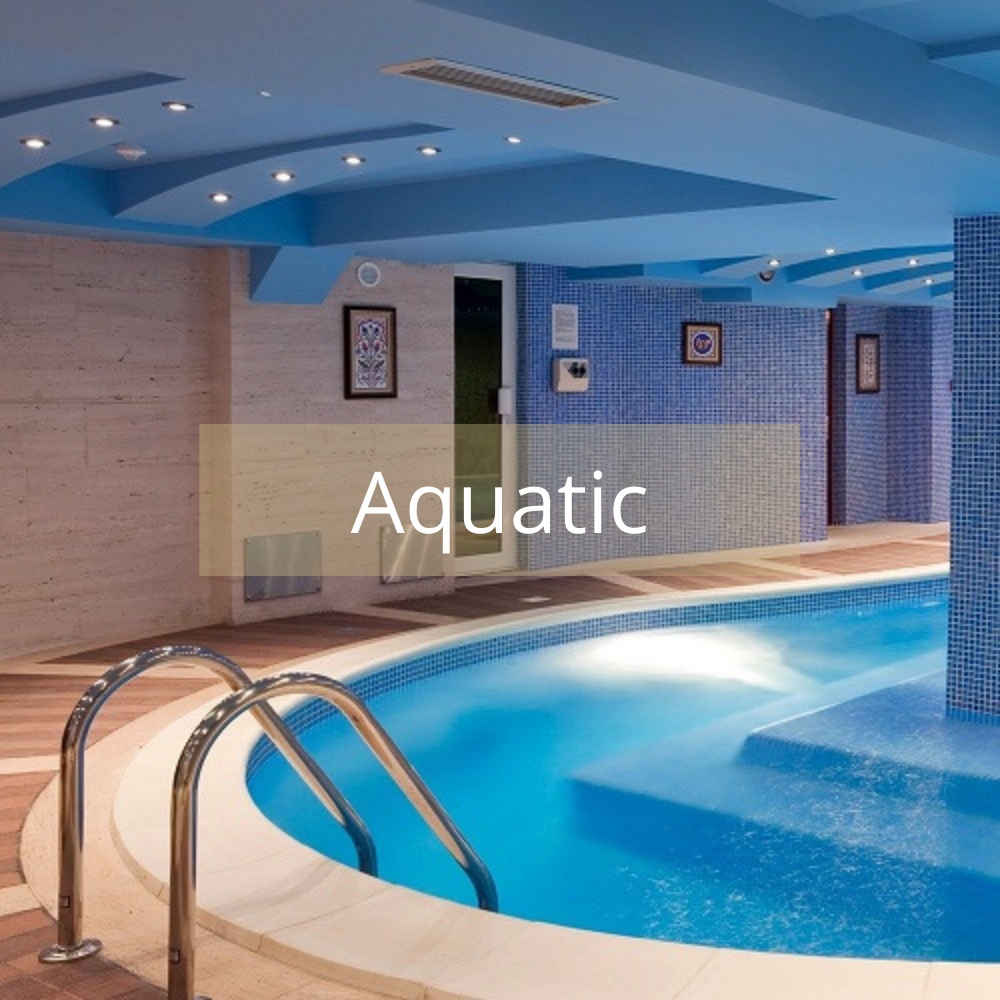 ORSTEEL Light projectors will illuminate your aquatic areas with top of the range lighting