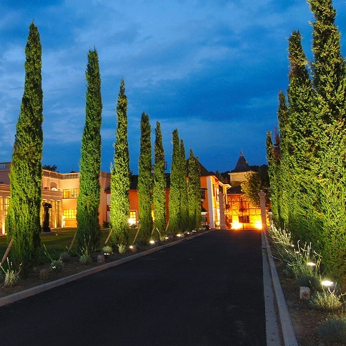 Landscape proposed by ORSTEEL Light, French lighting manufacturer