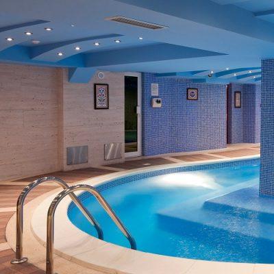 Orsteel Light's swimming pool lighting