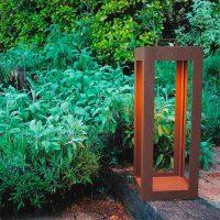 Projecteur borne Anastasia éclairage led pour jardin