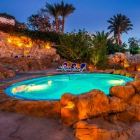 spot immergé SAR pour bassins et piscines